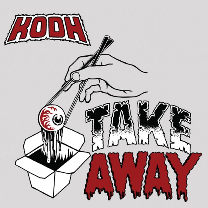 "Image of 7"" ""Take Away"" by DJ Kodh"