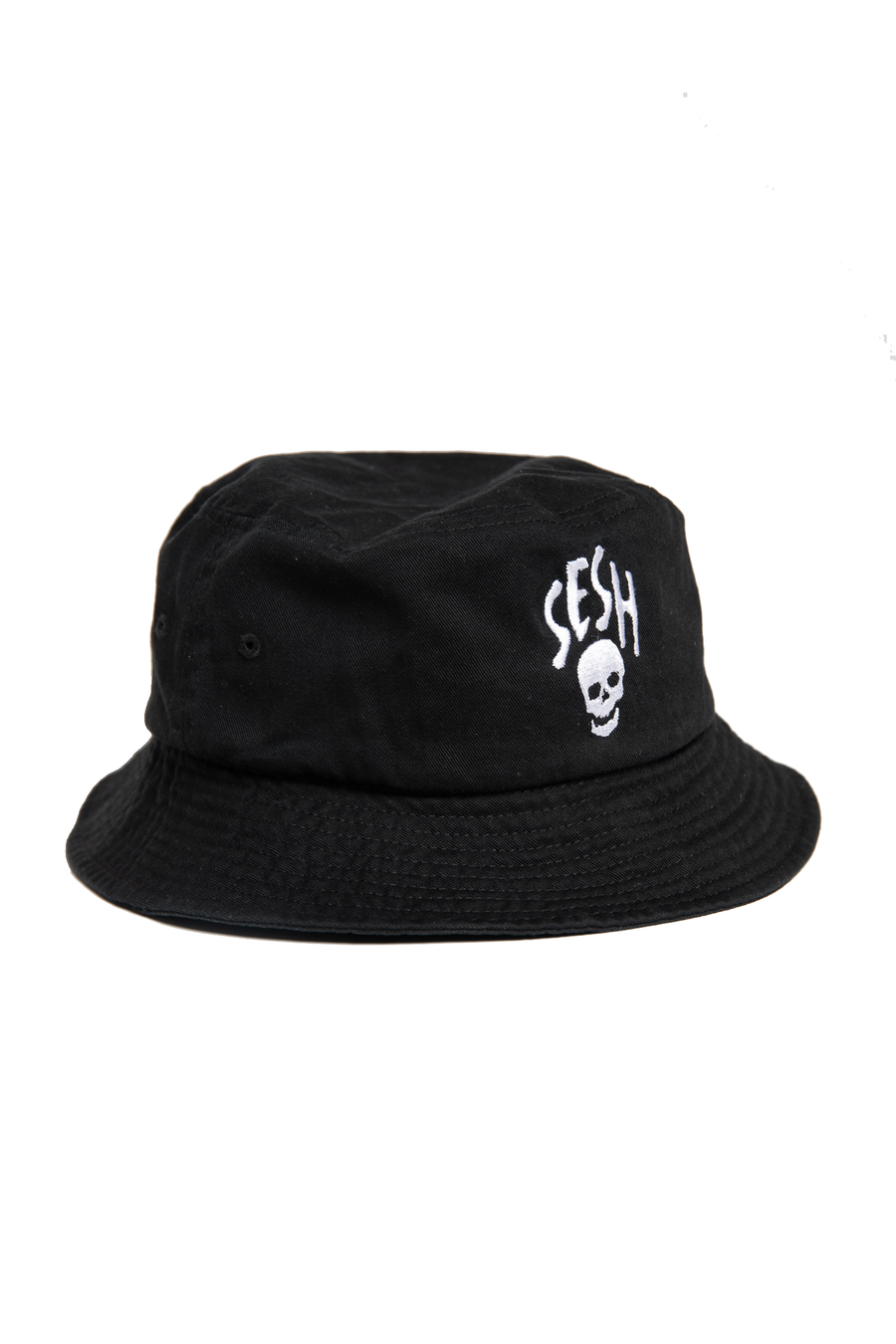 Image of Seshskull embroidered Bucket hat