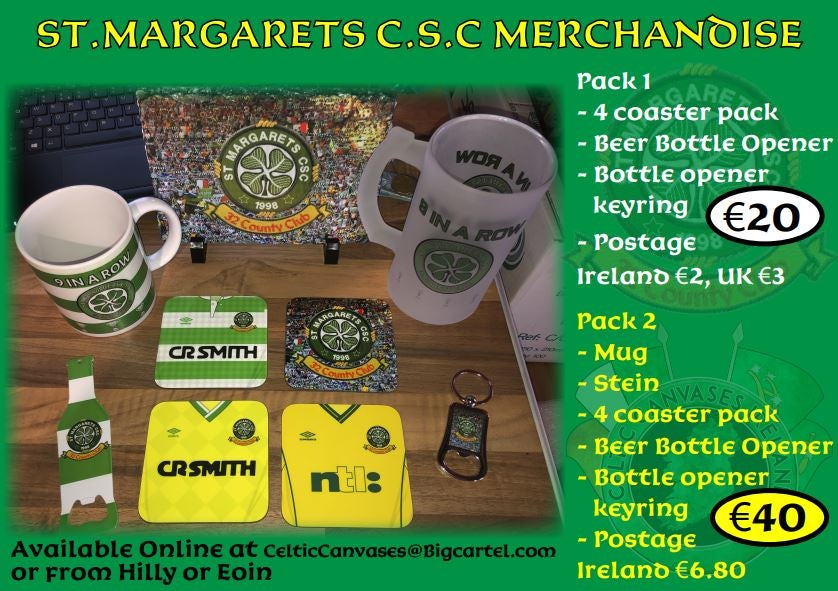 St.Margarets CSC Bundle 1