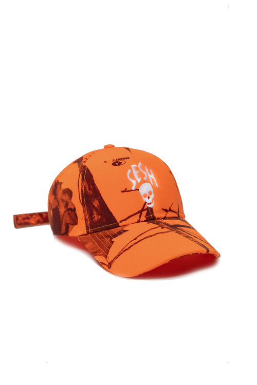 Image of Seshskull Real Tree Embroidered Hat
