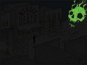 Image of Glow in the dark, Kickstarter 2020 poster