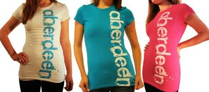 "Image of Aberdeen Ladies' Tee ""Hollister"""