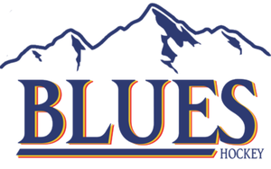 Image of Busch/Blues Sticker
