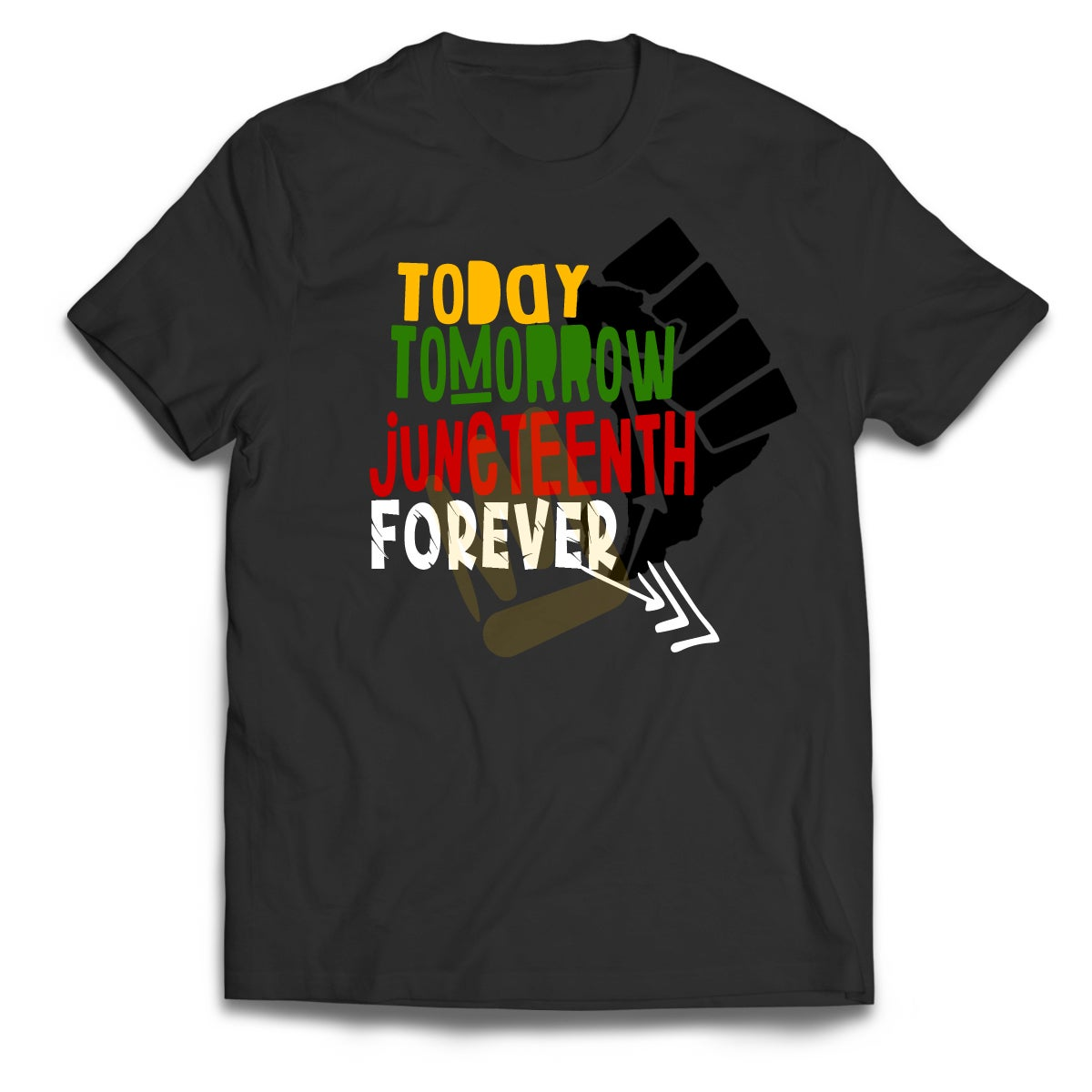 Image of JUNETEENTH FOREVER