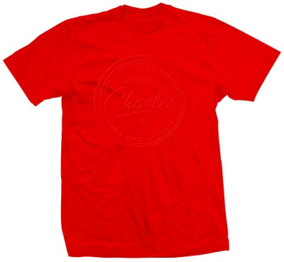 Image of The Original Charleo Embossed Tee