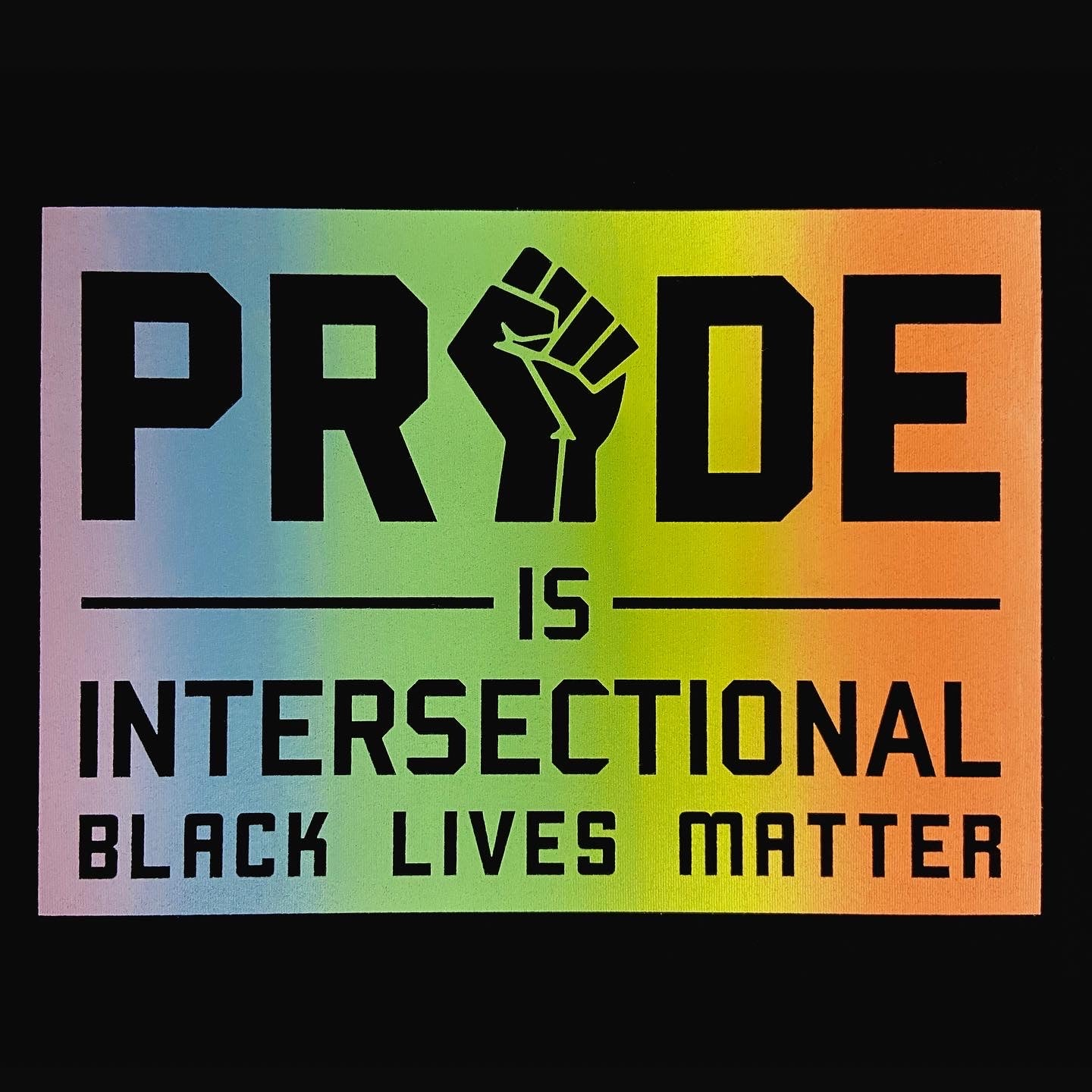 Pride is Intersectional
