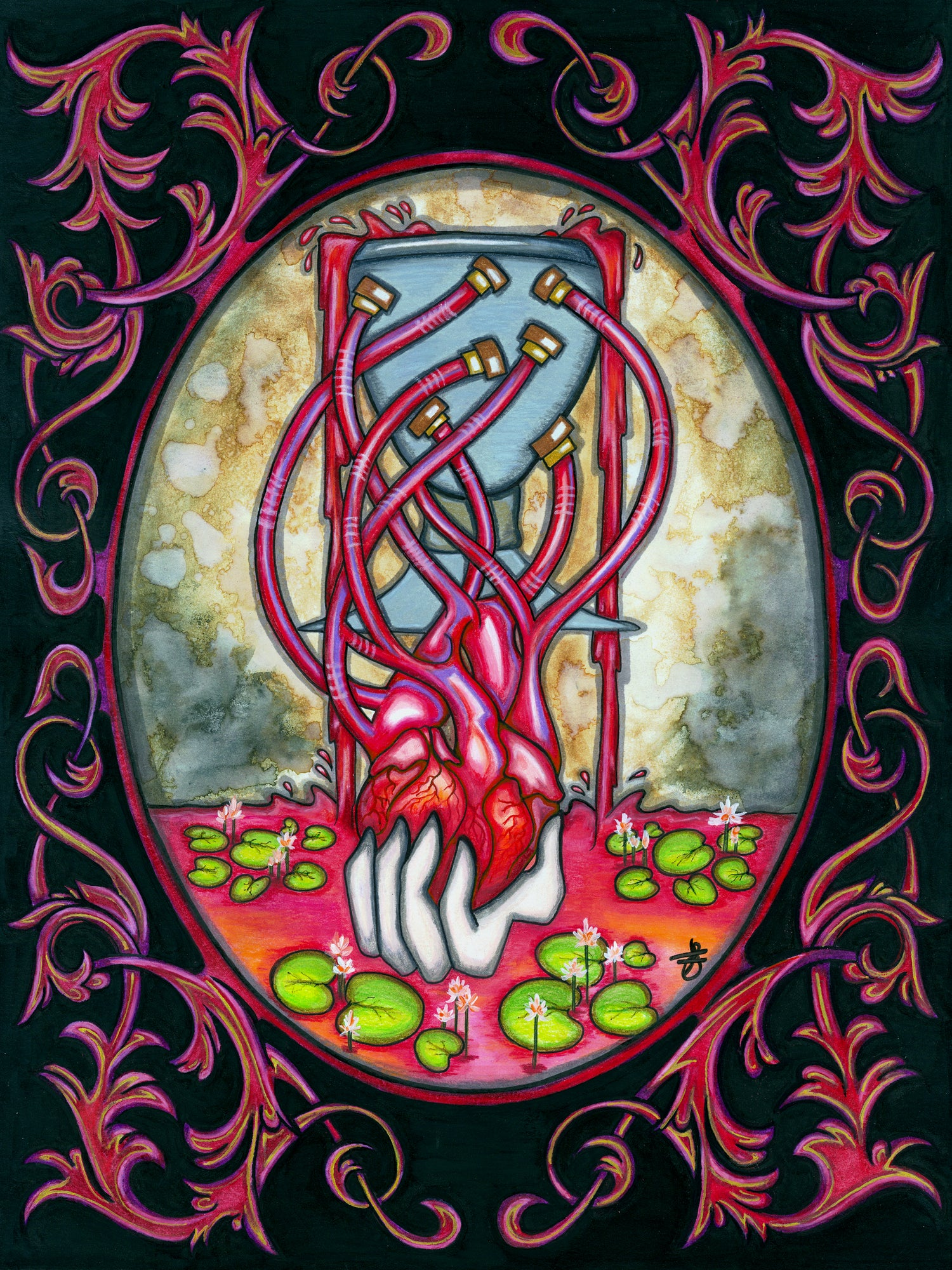 Image of Chalice of Hearts