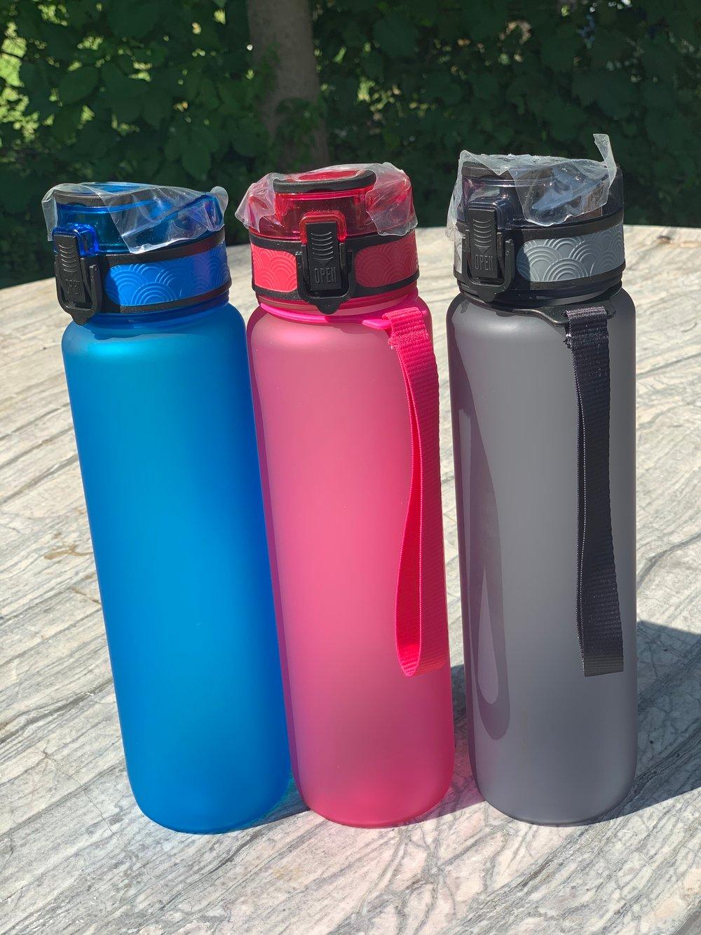 Image of 32oz Tritan BPA FREE water drinking bottle