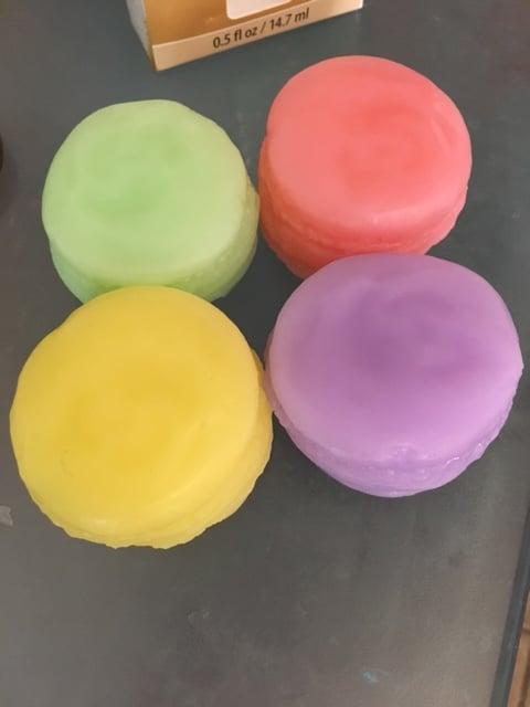 Image of Macaron Soaps