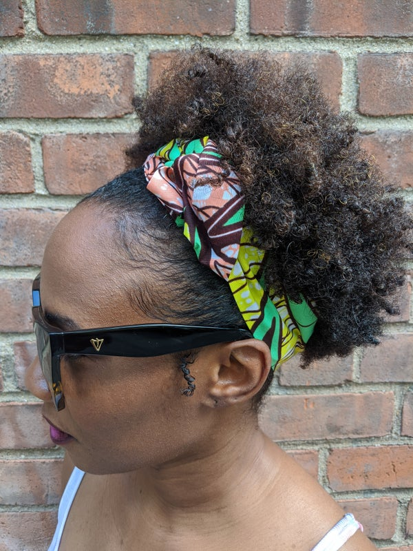 "Image of ""Tiye"" Mini Headband"