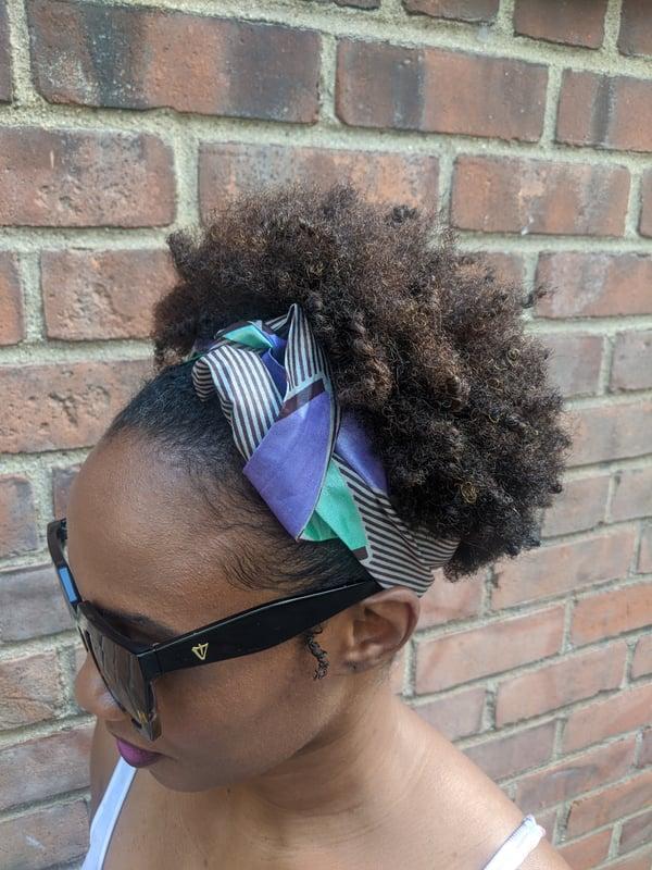 "Image of ""Mebeli"" Mini Headband"