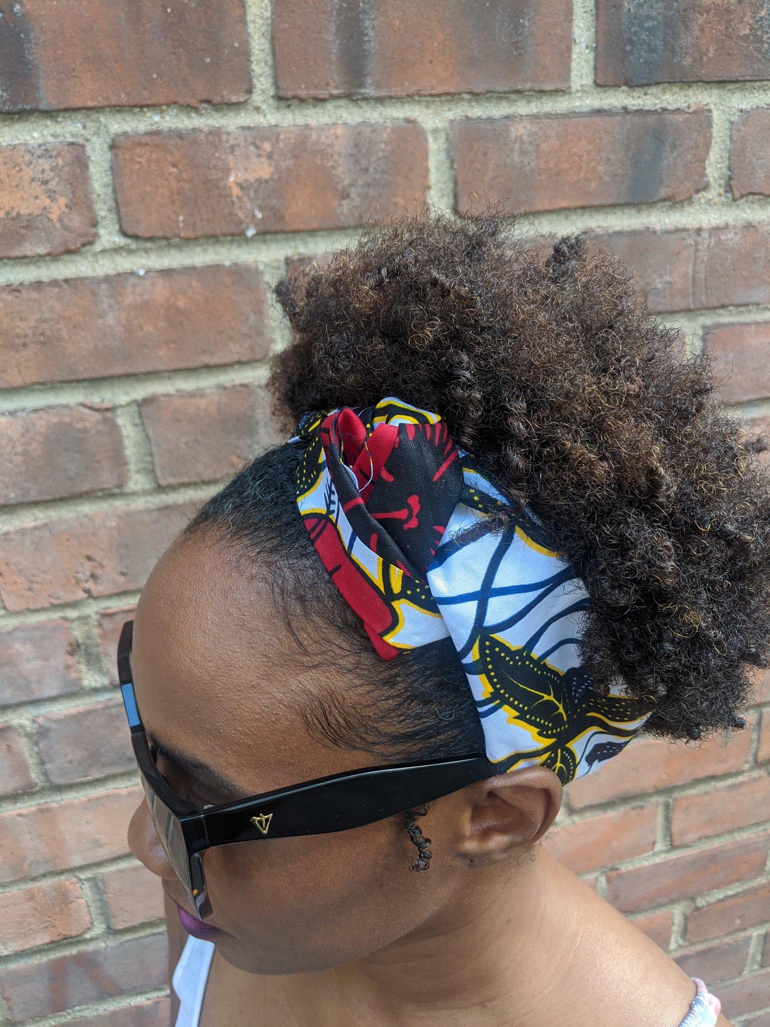 "Image of ""Mujaji"" Mini Headband"