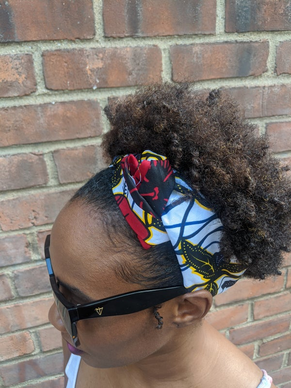 "Image of ""Mujaji"" Mini Headband"