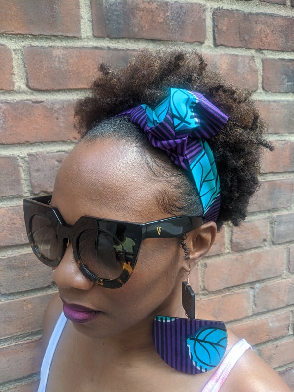 "Image of ""Pop Glam/Oboto"" Mini Headband"