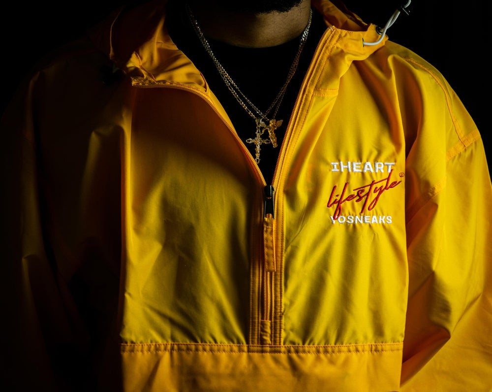 IHYS Lifestyle x Champion packable jacket
