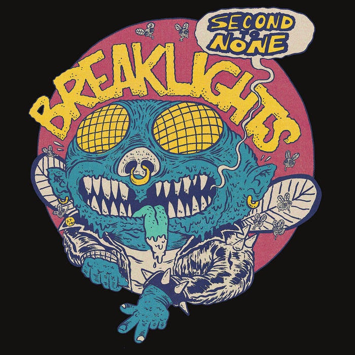 Image of Breaklights - Second To None 7""