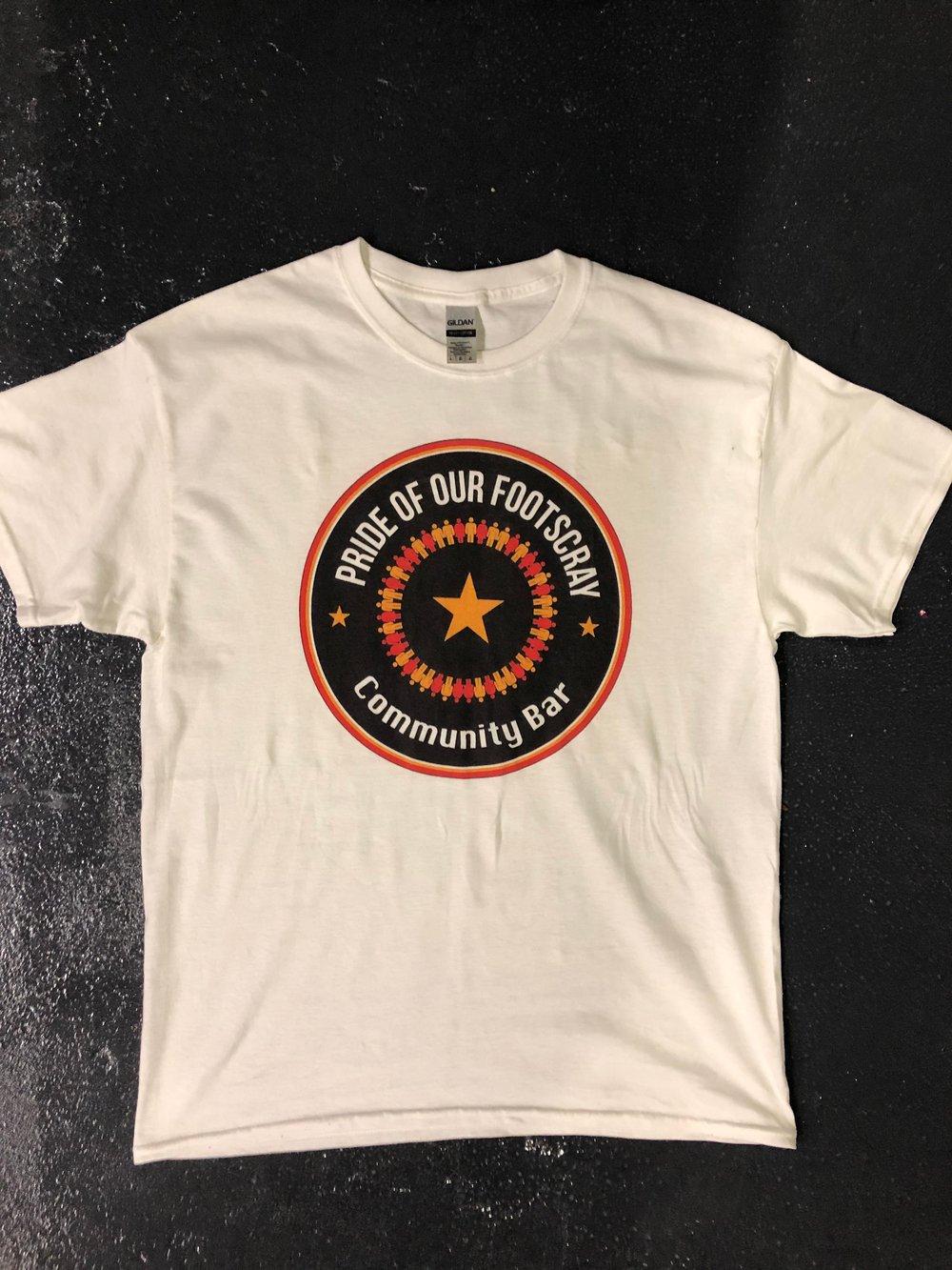 Classic Pride T-Shirt - WHITE