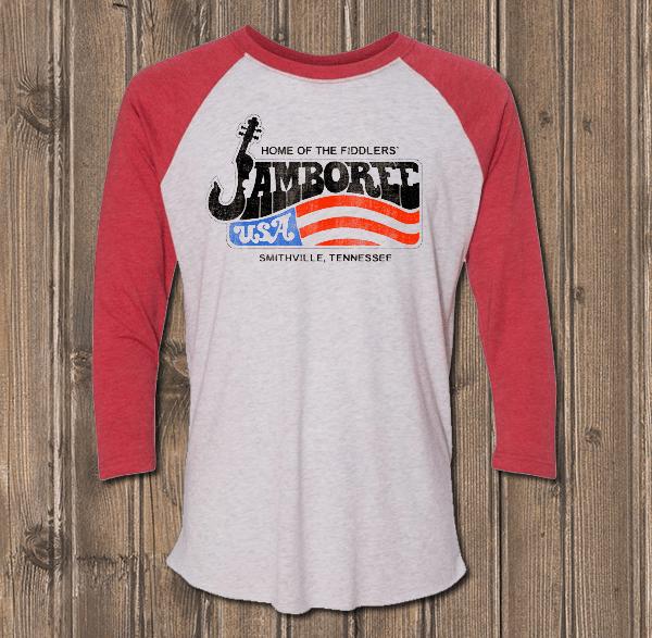 Jamboree USA vintage -  Unisex 3/4 Sleeve