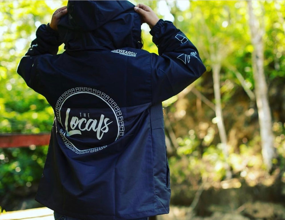 Image of The Locals Rain Jacket