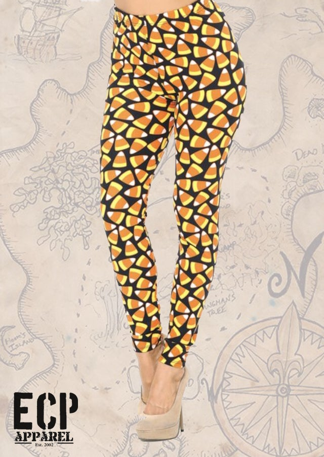 """Sweet-Tooth"" Butter Soft Leggings"