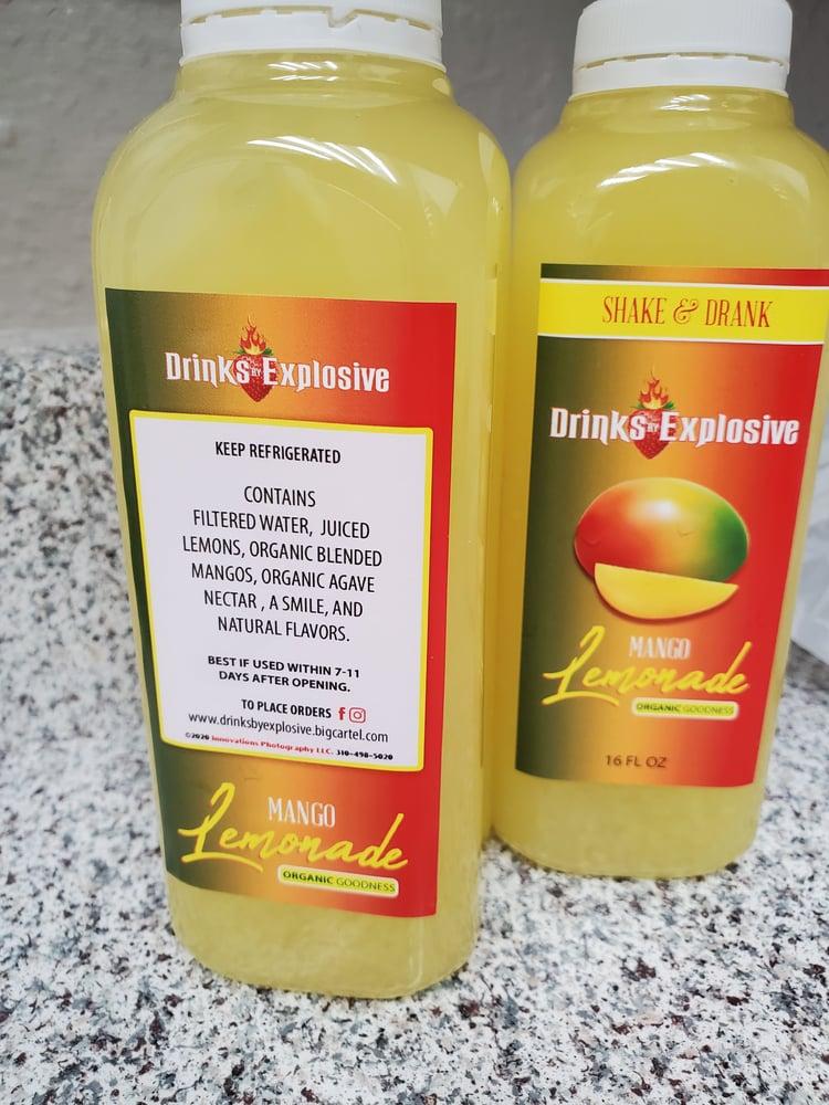 Image of Mango Lemonade