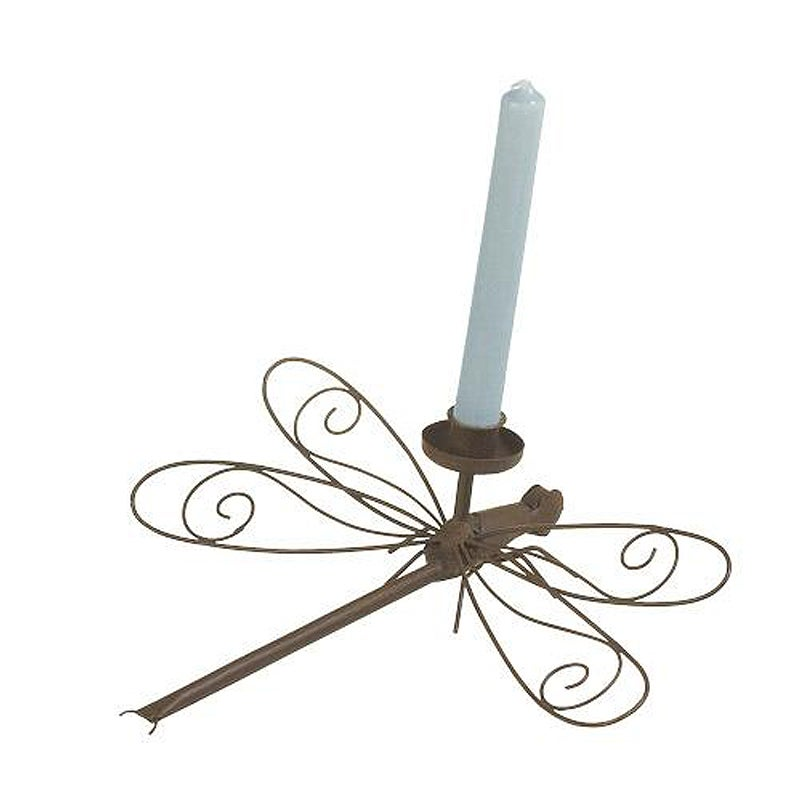 Image of Dragonfly Mini Candle Holder