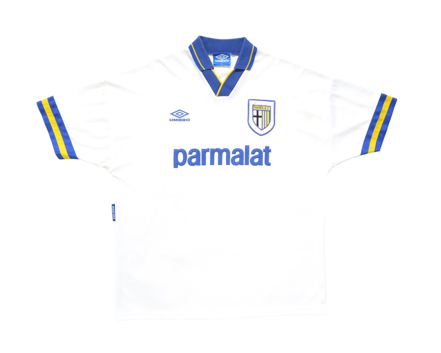 Image of 1993-95 Umbro Parma Home Shirt XL