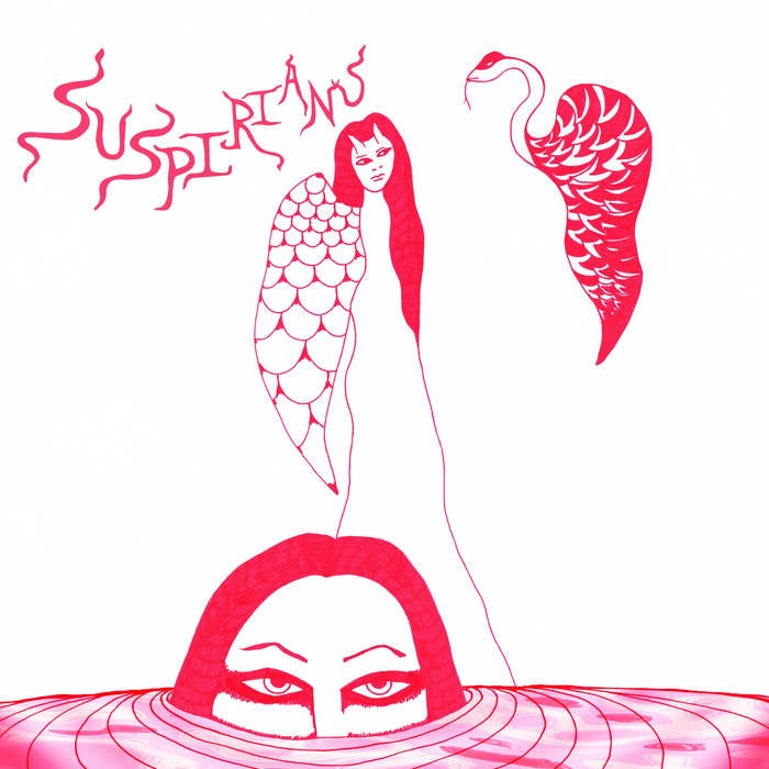 Image of Suspirians s/t LP