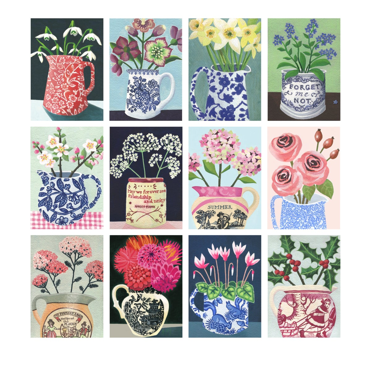 The Flowering Year Limited Edition Print