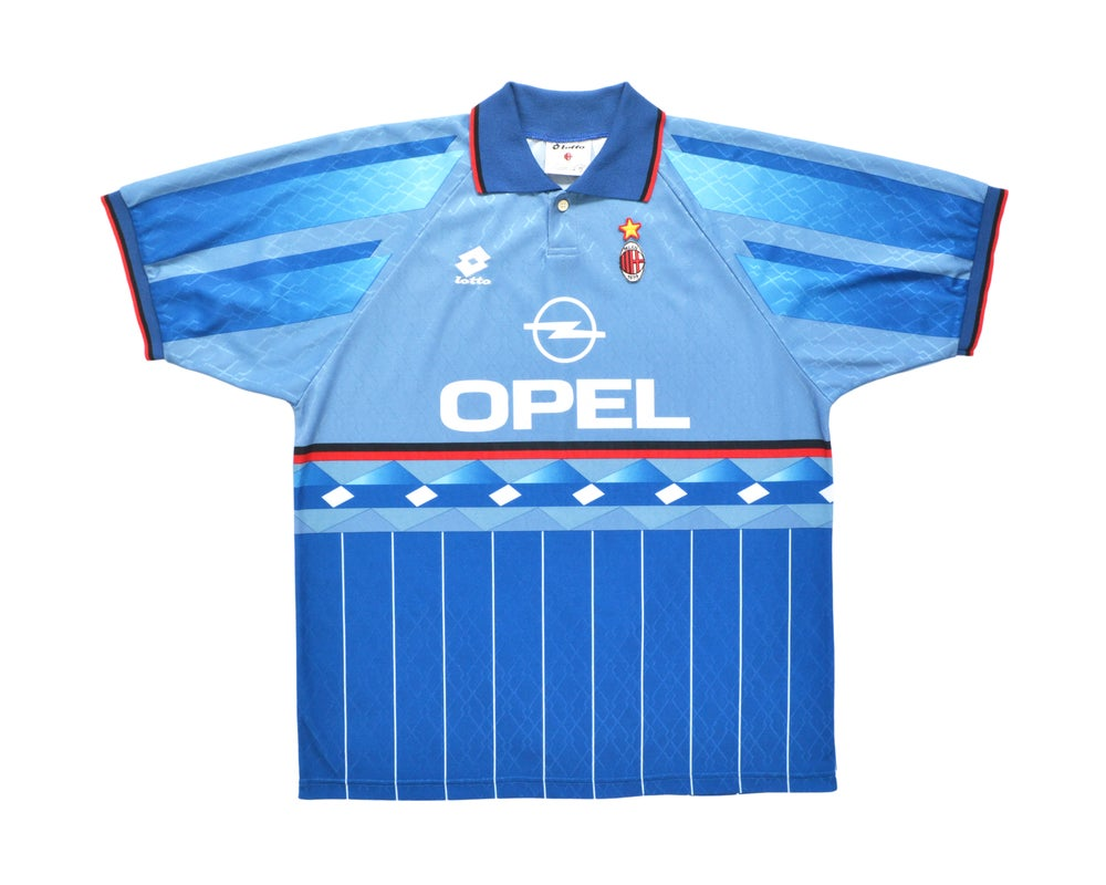 Image of 1995-96 Lotto AC Milan Third Shirt XL