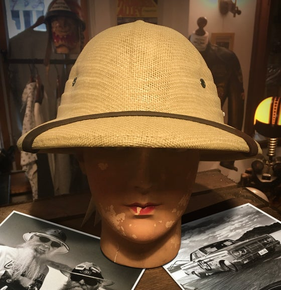 "Image of STETSON PITH HELMET ""TOYO"""