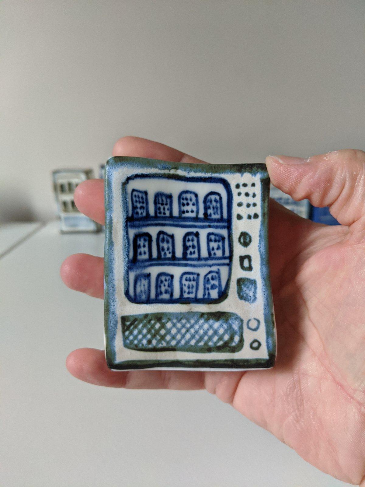 Image of Porcelain Vending Machine - mini sculpture VIII