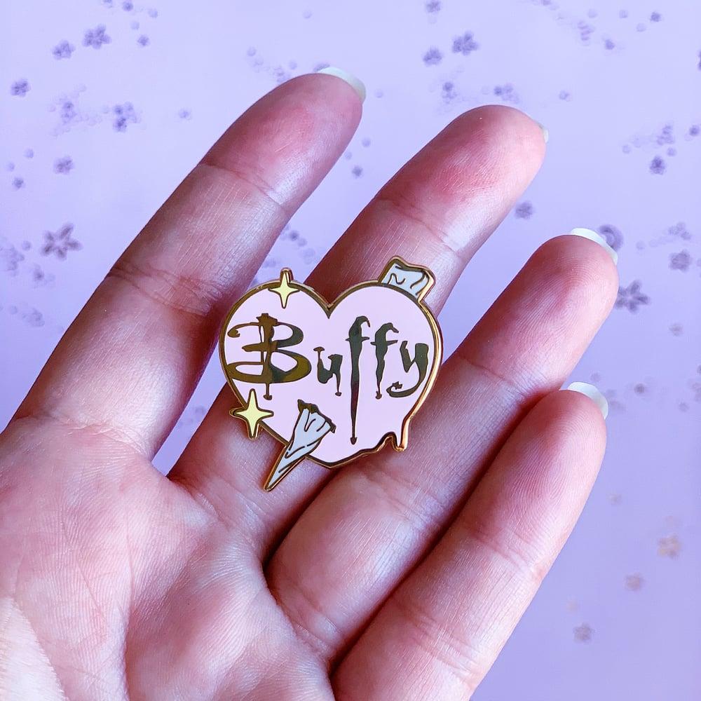 Image of Buffy Heart