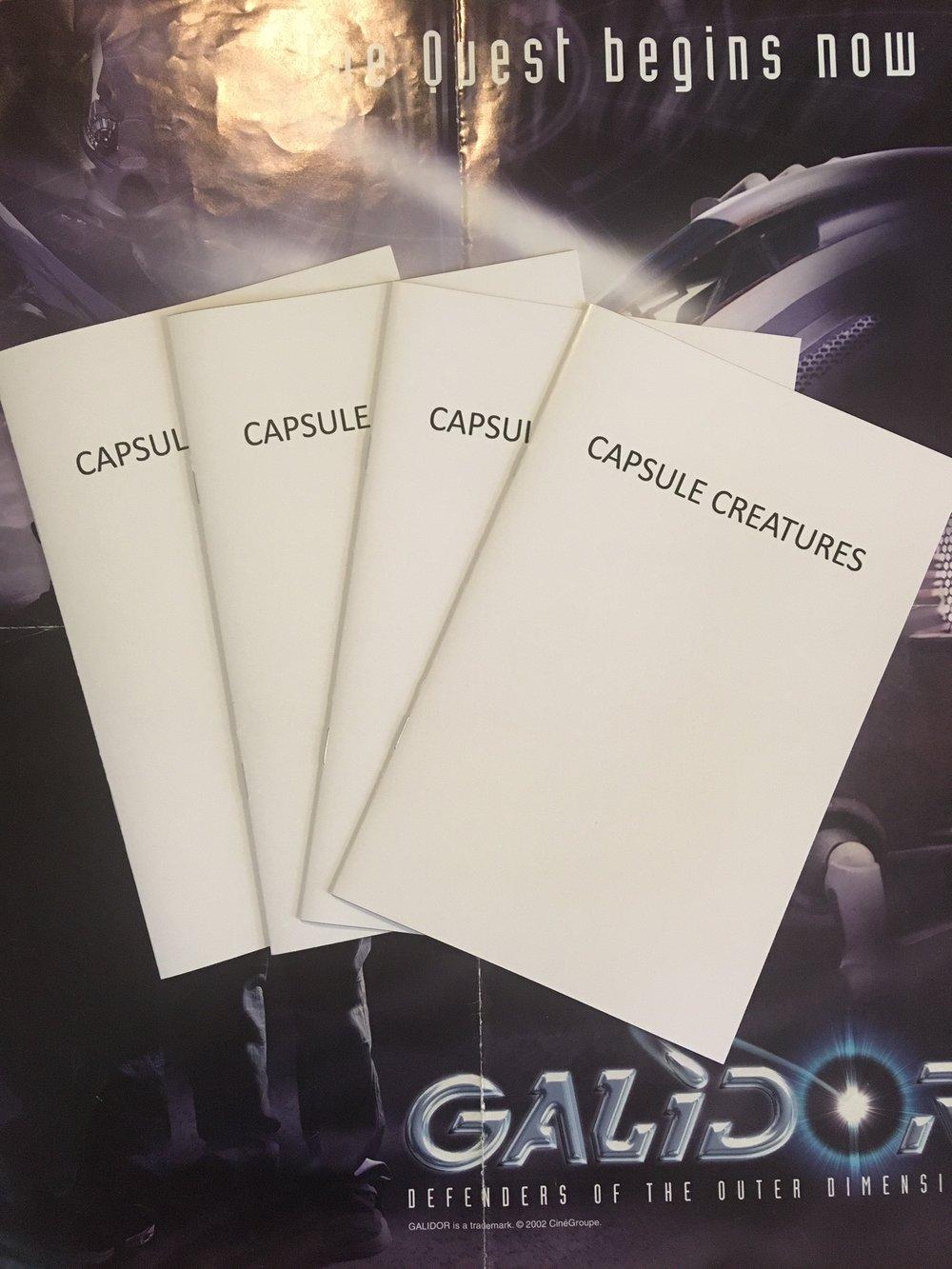Capsule Creatures