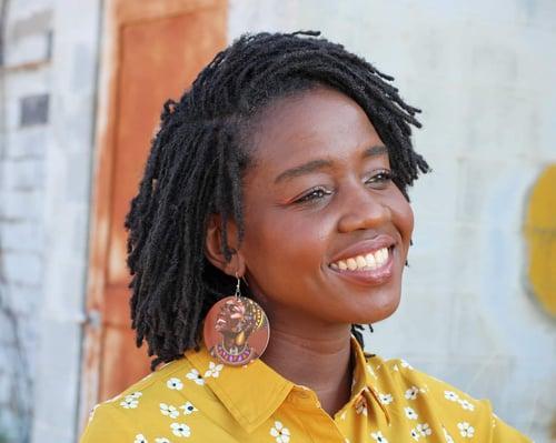 "Image of ""Asante"" earrings"