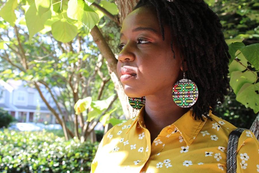 """Image of """"Shannon"""" earrings"""