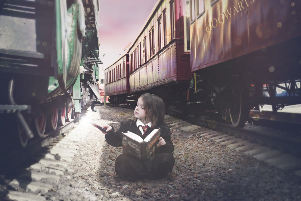 Image of Train Tracks Edit