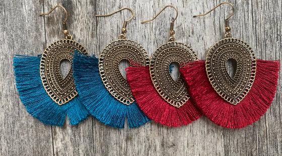 Image of Olivia earrings