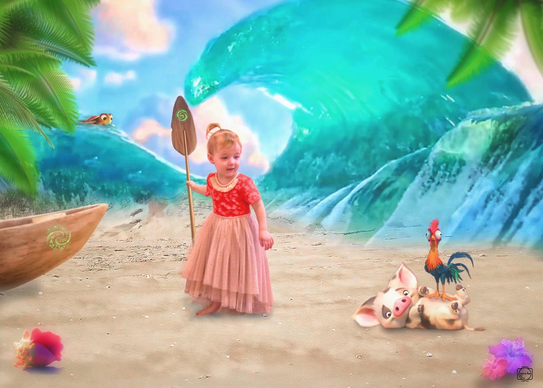 Image of Hawaiin Princess