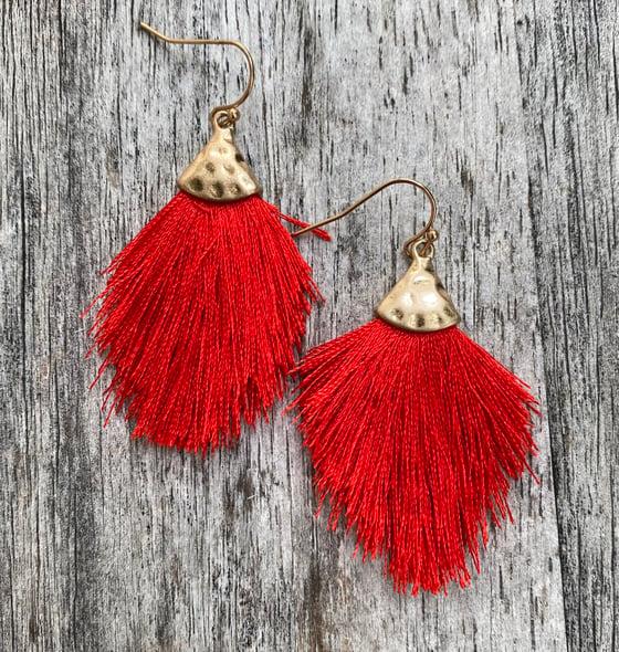 Image of Viola earrings