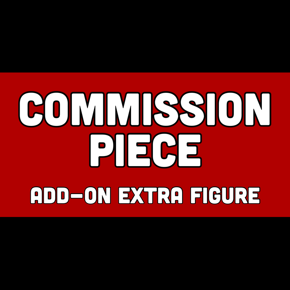 Image of Commission Add-On: Extra Figure