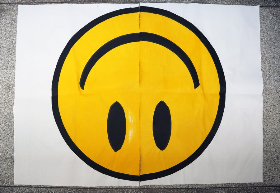 Image of Poster SMILE - 132 X 192CM