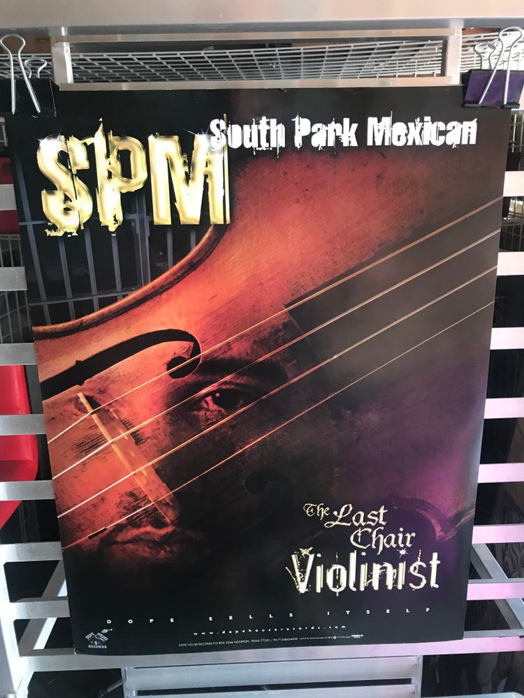 Image of Spm last chair violinist
