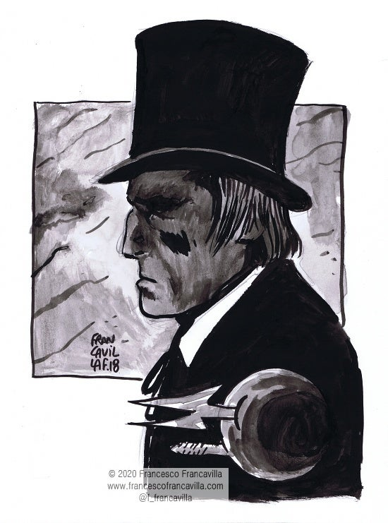 Image of Phantasm - original art