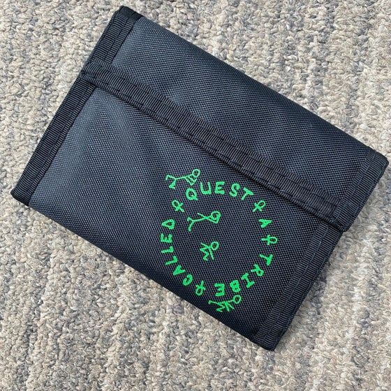 Image of Vintage A Tribe Called Quest Nylon Wallet