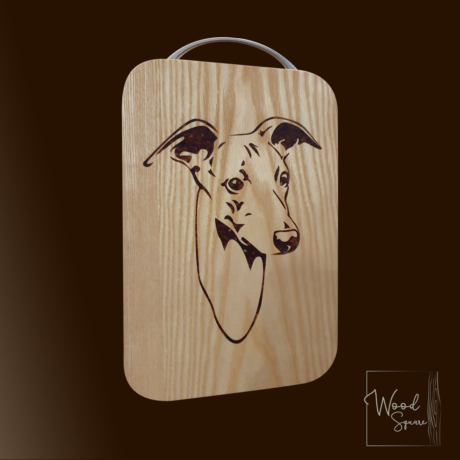 Image of Wipped Chopping Board