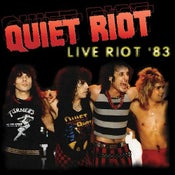 Image of Quite Riot - LIve Riot '83 LP