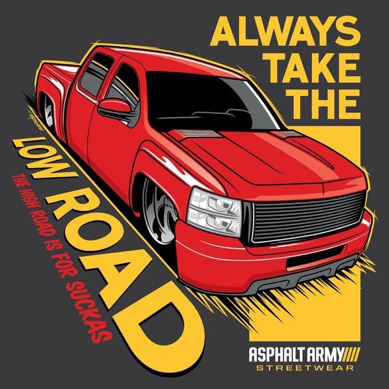 Image of Always Take the Low Road