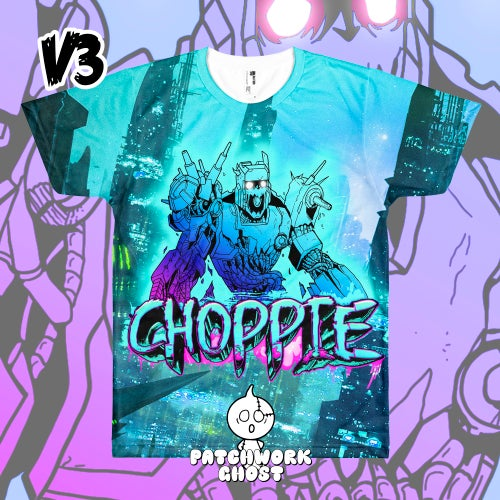 Image of Choppie All Over Print Shirt