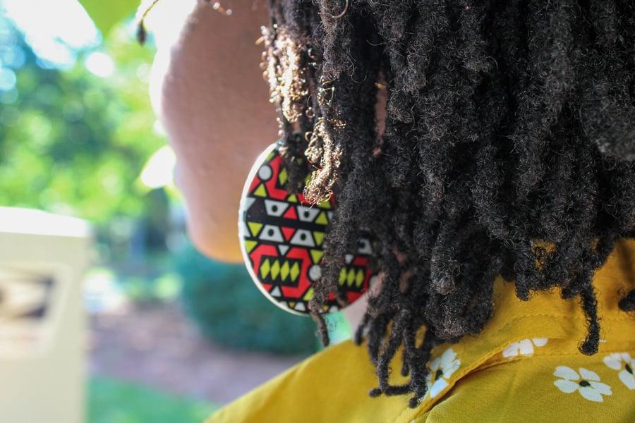 "Image of ""Sheila"" earrings"
